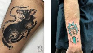 Siha Tattoo 2