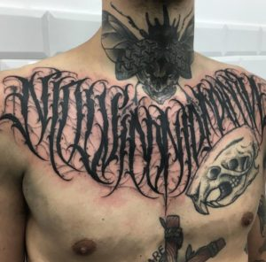 Lead Pro Tattoo Gabri