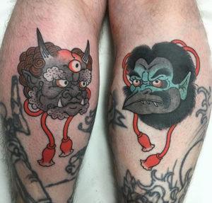 Lead Pro Tattoo Roger