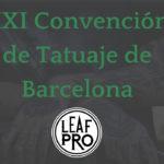 XXI Convención de Tatuaje de Barcelona