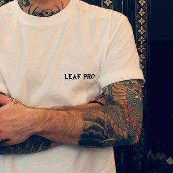 leaf pro camiseta samurai