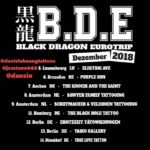 Black Dragon Eurotrip