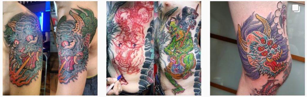 Javi castaño tattoos