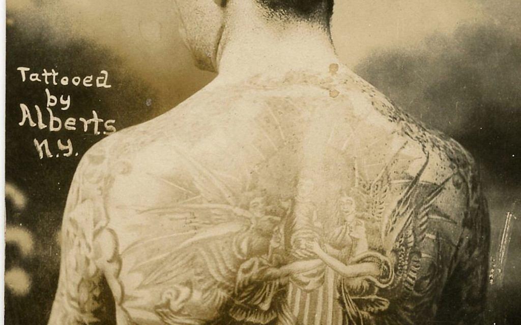 Albert Kurzman tradicional tattuaje