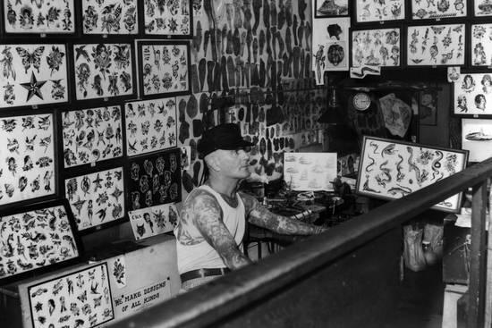 colemman tattoo place